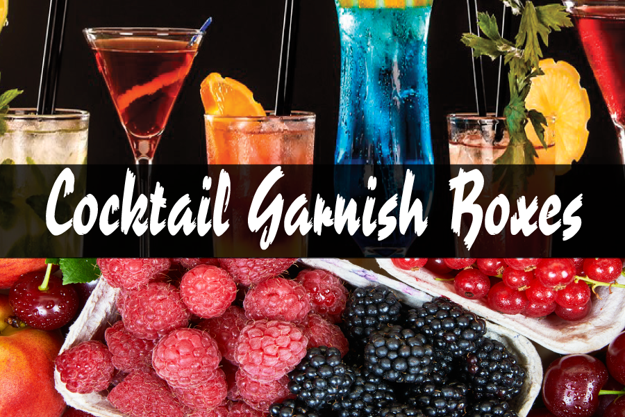 Cocktail-Garnish